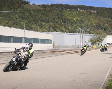 Motorradgrundkurs, Grundkurs, Rothrist, Marc`s Fahrschule, Fahrschule, Olten, Zofingen, Langenthal