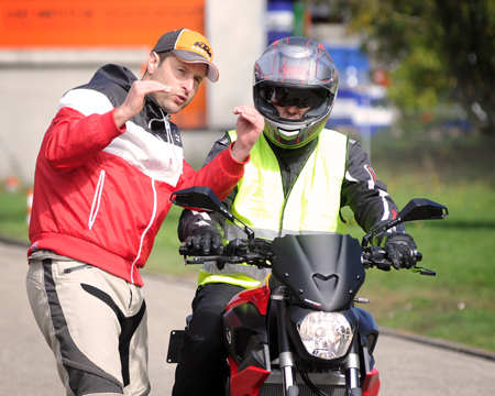 Grundkurs, Motorrad, Roller, Fahrlektionen, Rothrist, Olten, Langenthal, Marc`s Fahrschule
