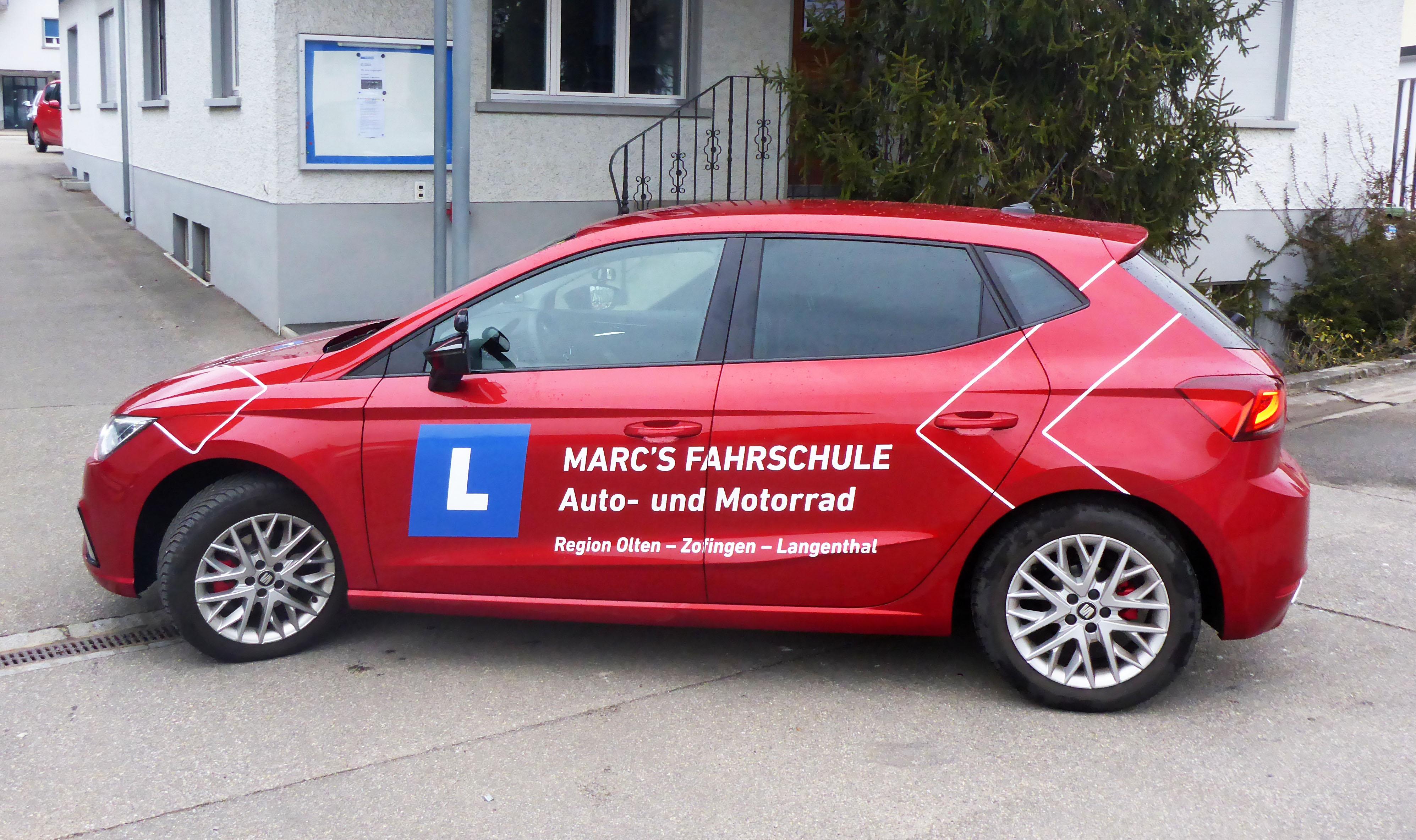 Fahrschule, Auto, Fahrlehrer, Zofingen, Olten, Langenthal, günstig, Marc s Fahrschule, Marc