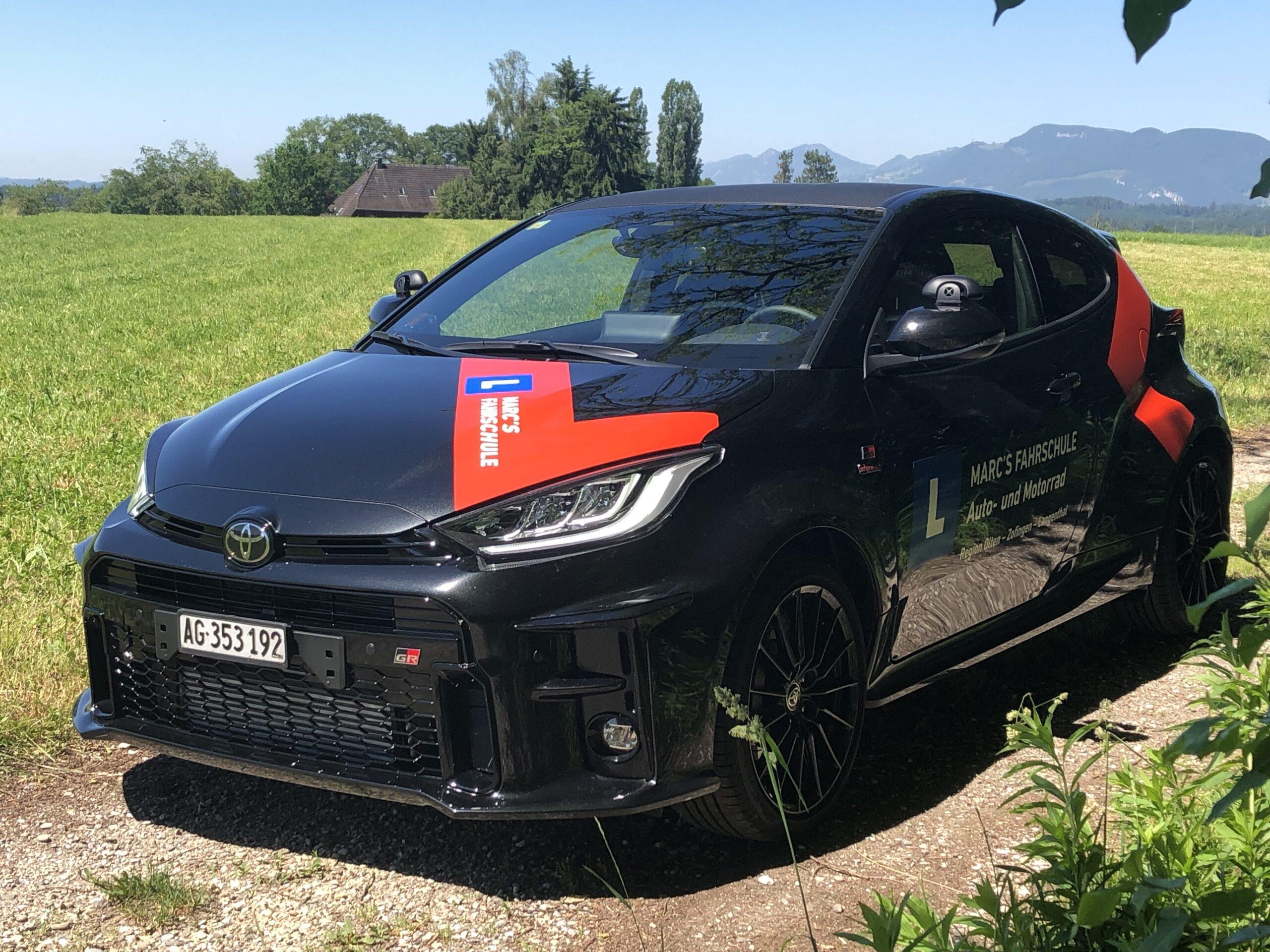 Marc`s Fahrschule Automat Fahrausbildung Zofingen Olten Langenthal Lernfahrer